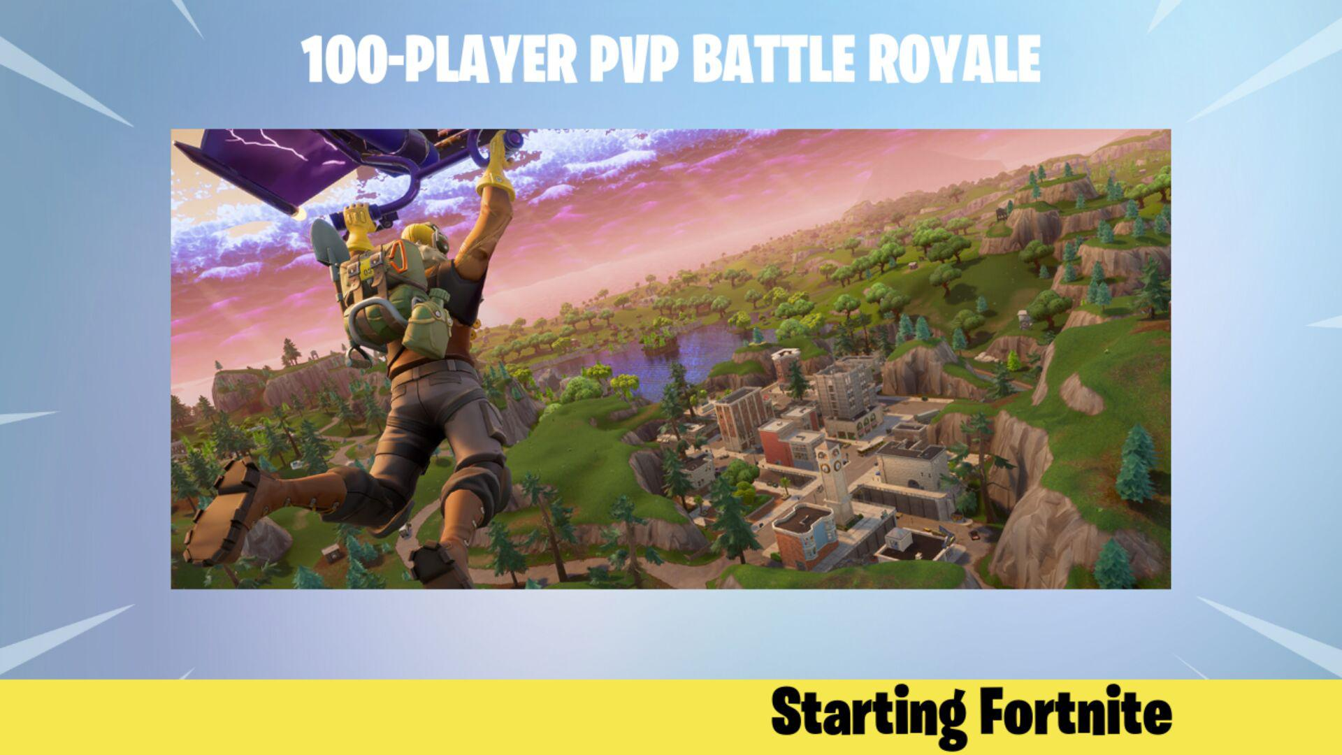 Fortnite 6.02.0-4440378-Android Screen 1