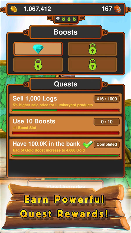 Android Crafting Kingdom Screen 4