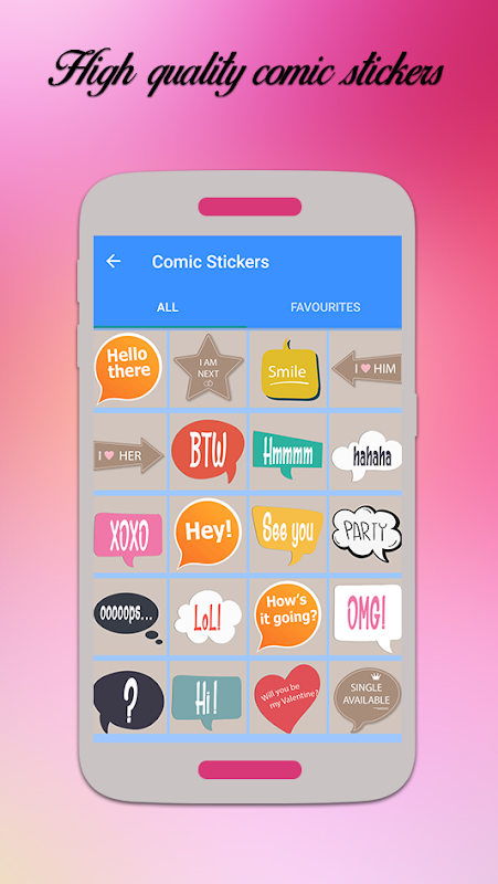 Stickers For Whatsapp - Social Chat Stickers 1.00 Screen 2