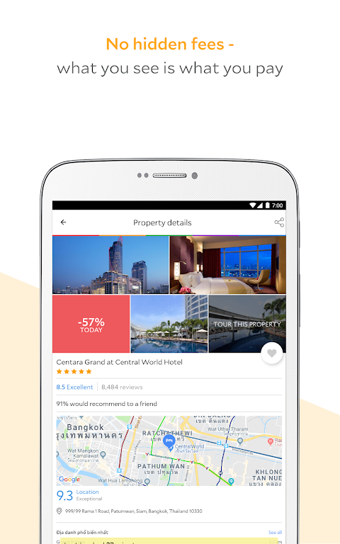 Android Agoda – Hotel Booking Deals Screen 17