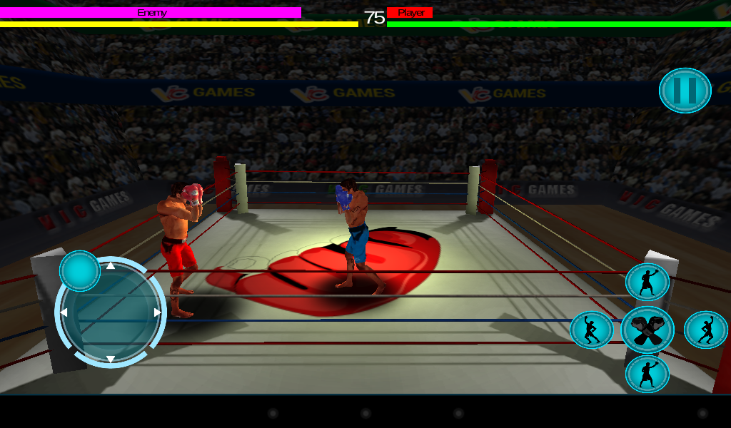 3D Boxing 2.3 Screen 7