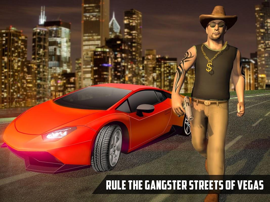 Android Real gangster fight:  Miami crime vs  Miami police Screen 4