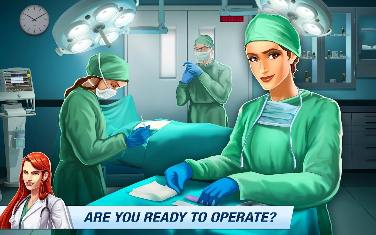 Operate Now: Build your own hospital 1.34.4 Screen 8