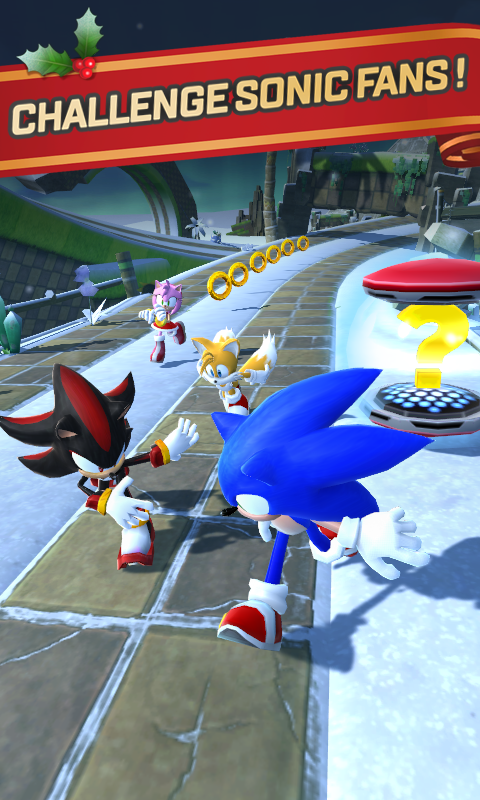 Sonic Forces: Speed Battle 1.2.0 Screen 1