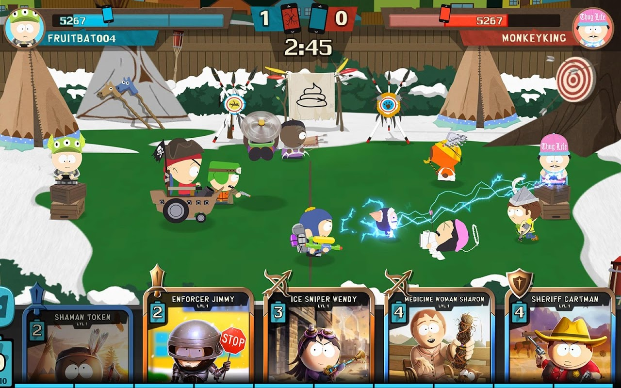 Android South Park: Phone Destroyer™ Screen 20