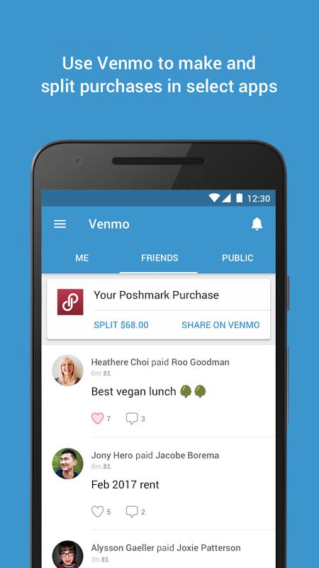 Venmo: Send & Receive Money 7.11.0 Screen 4