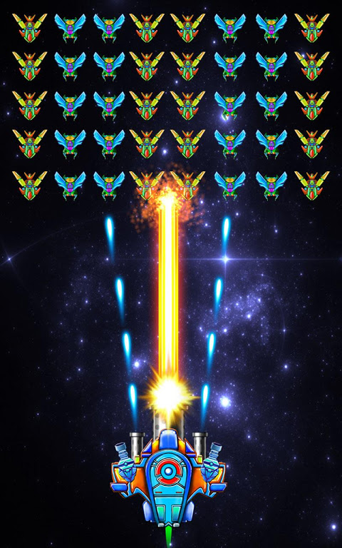 Galaxy Attack: Alien Shooter 7.13 Screen 11