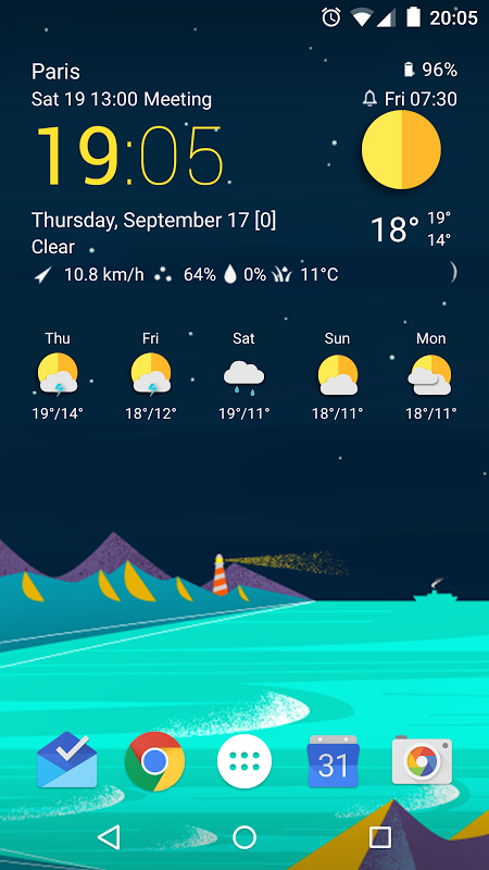 TCW material weather icon pack 0.50.04 Screen 7