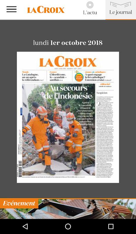 La Croix 2.2.1 Screen 4