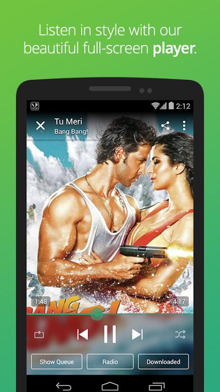 Saavn: Hindi & Bollywood Songs 3 4 1 APK Download by Saavn