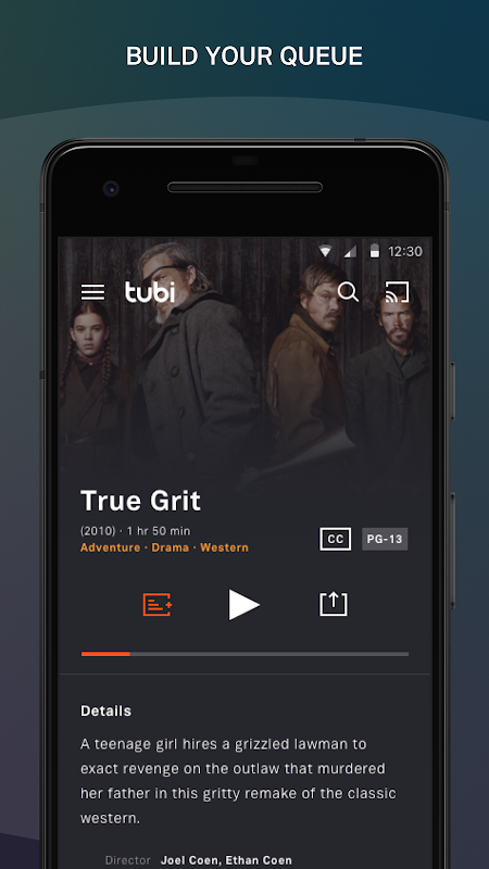 Tubi - Free Movies & TV Shows 2.17.2 Screen 4