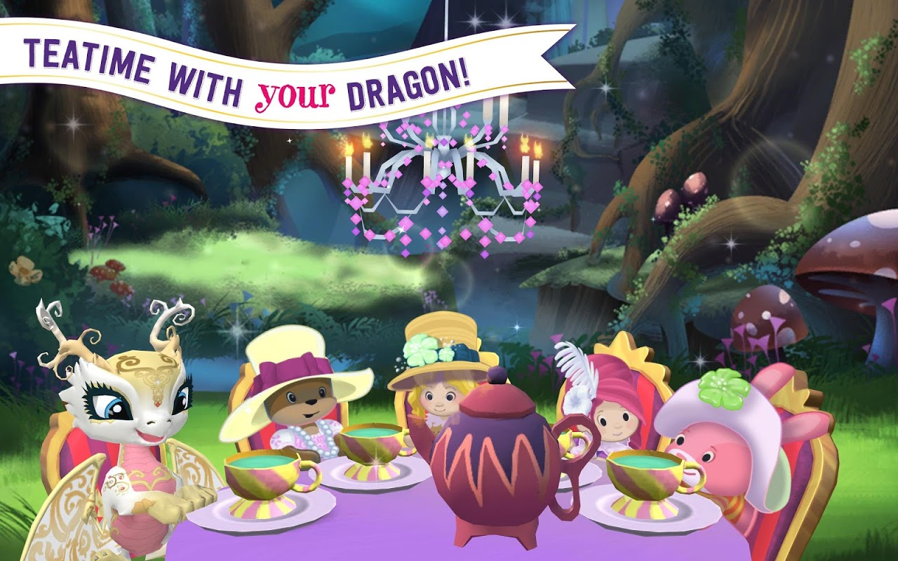 Android Ever After High™: Baby Dragons Screen 15