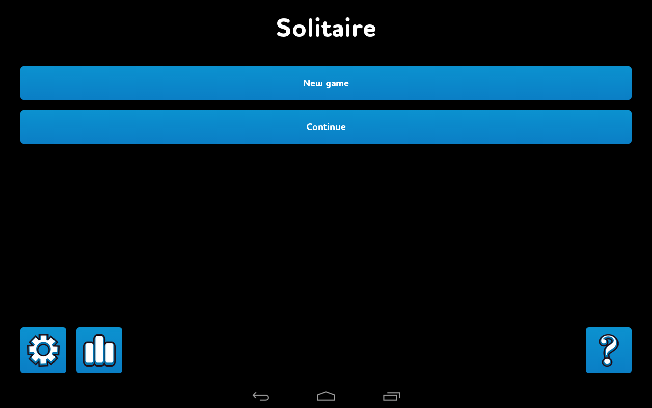 Solitaire 1.1.2 Screen 8
