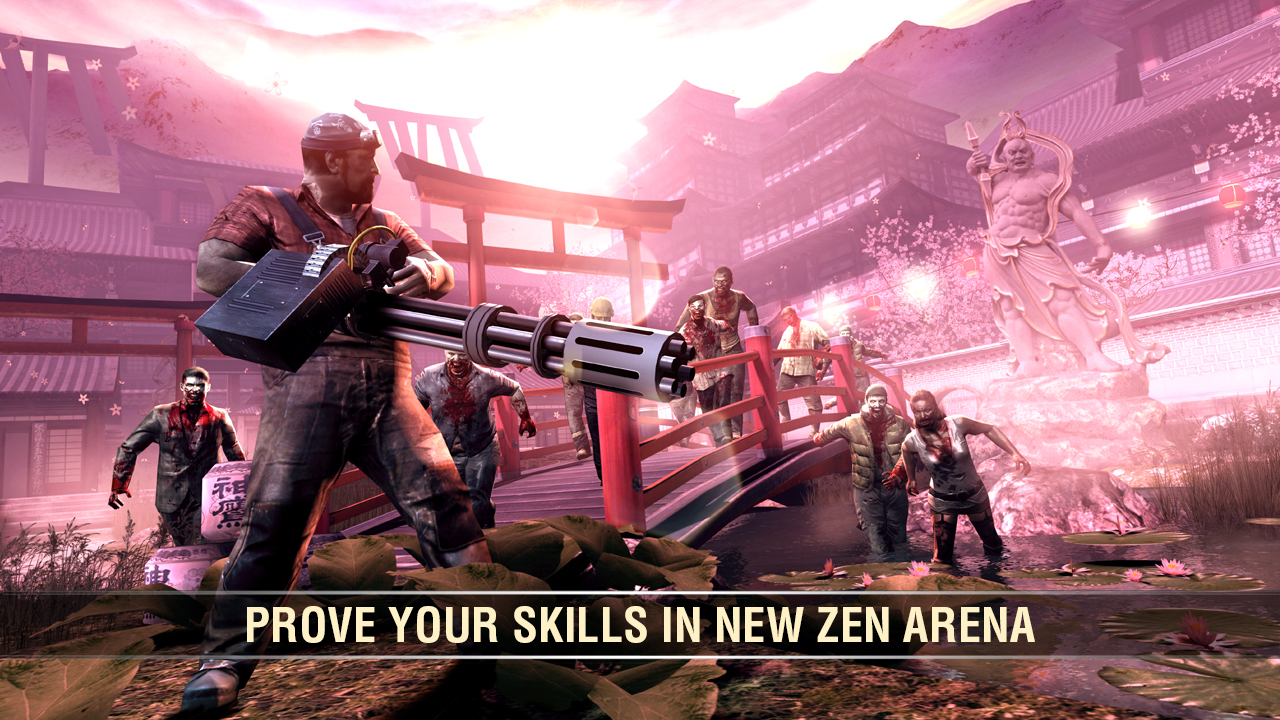 Android Dead Trigger 2: First Person Zombie Shooter Game Screen 5