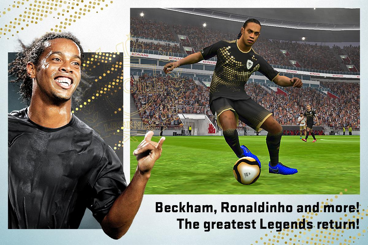 Android PES2017 -PRO EVOLUTION SOCCER- Screen 7