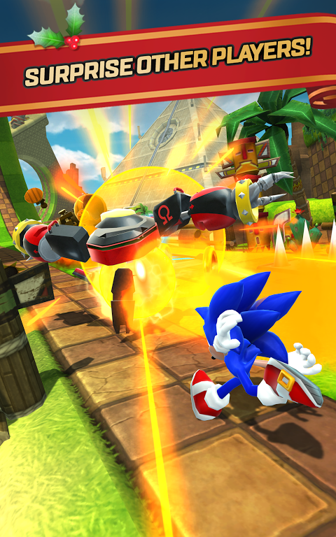 Android Sonic Forces: Speed Battle Screen 9