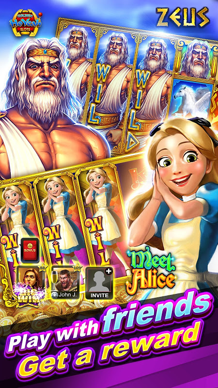 Slots (Golden HoYeah) - Casino Slots 2.3.0 Screen 4