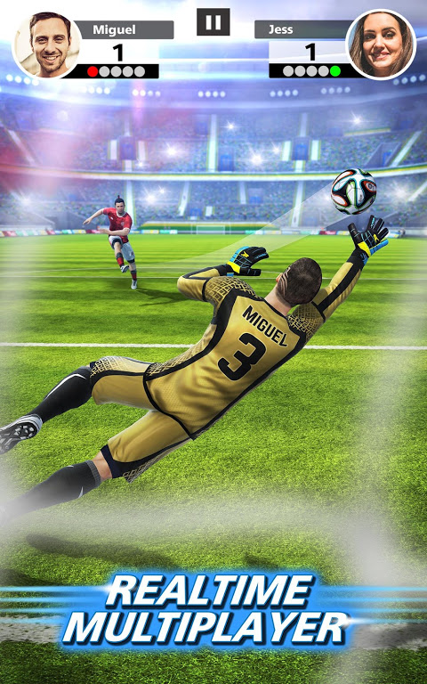 Football Strike - Multiplayer Soccer 1.10.0 Screen 6