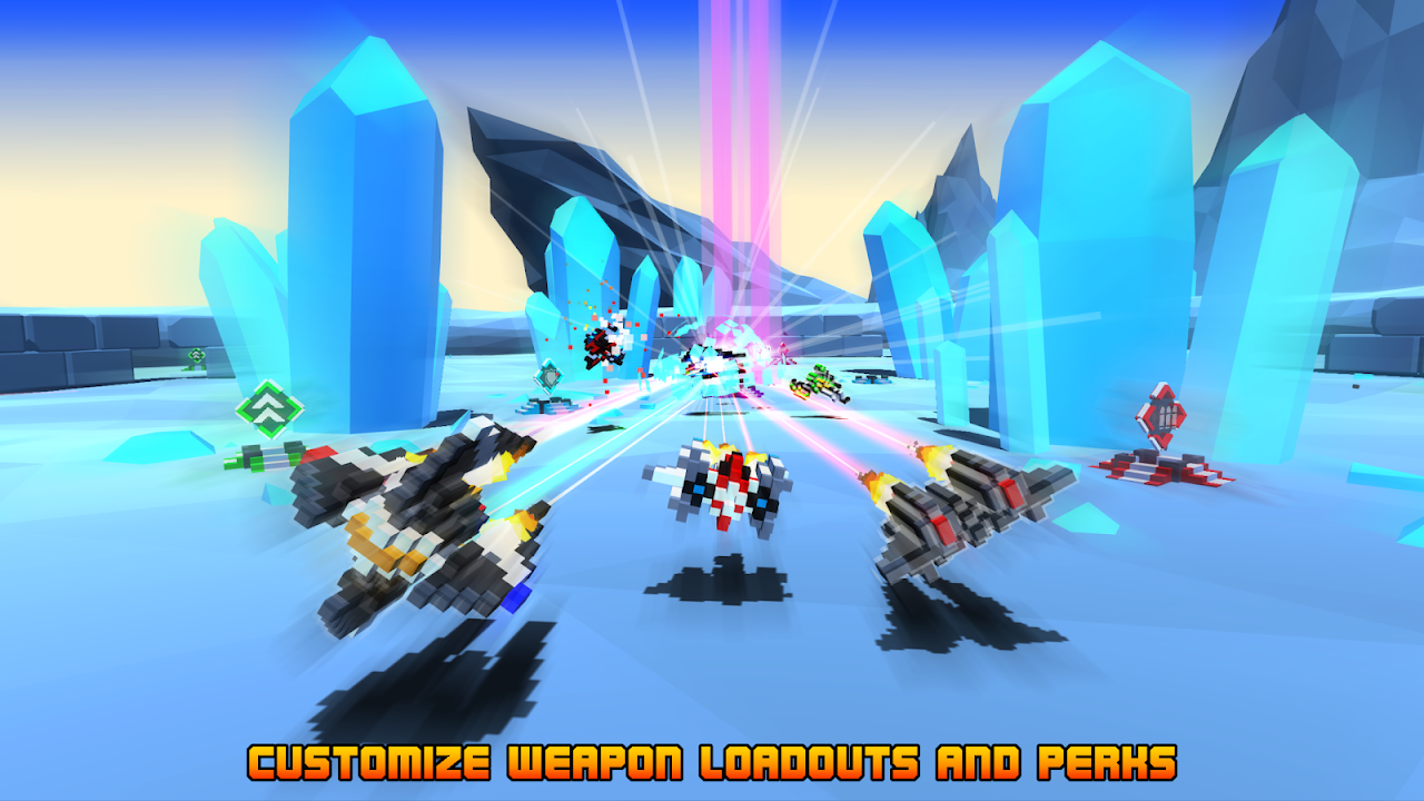 Android Hovercraft: Battle Arena Screen 3