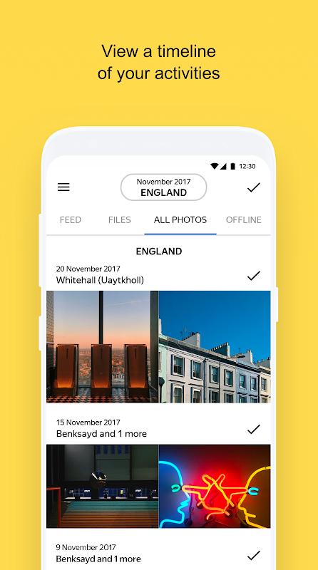 Yandex.Disk 3.76 Screen 10