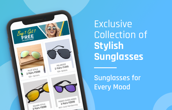 Lenskart: Eyeglasses, Sunglasses, Contact Lens App 2.7.4 Screen 2