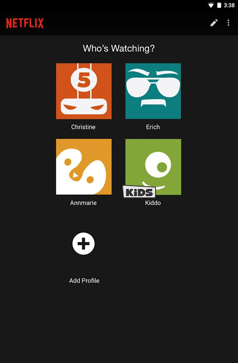 Netflix 5.12.0 build 25728 Screen 11