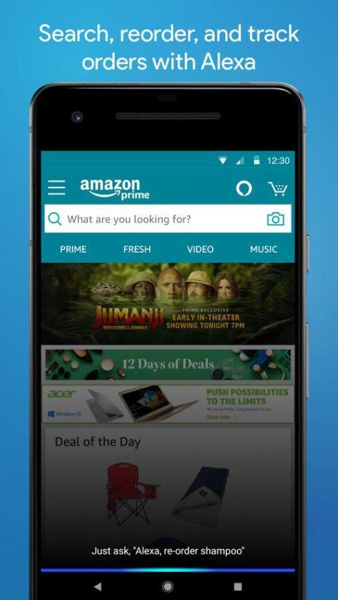 Amazon Shopping 16.5.0.100 Screen 9