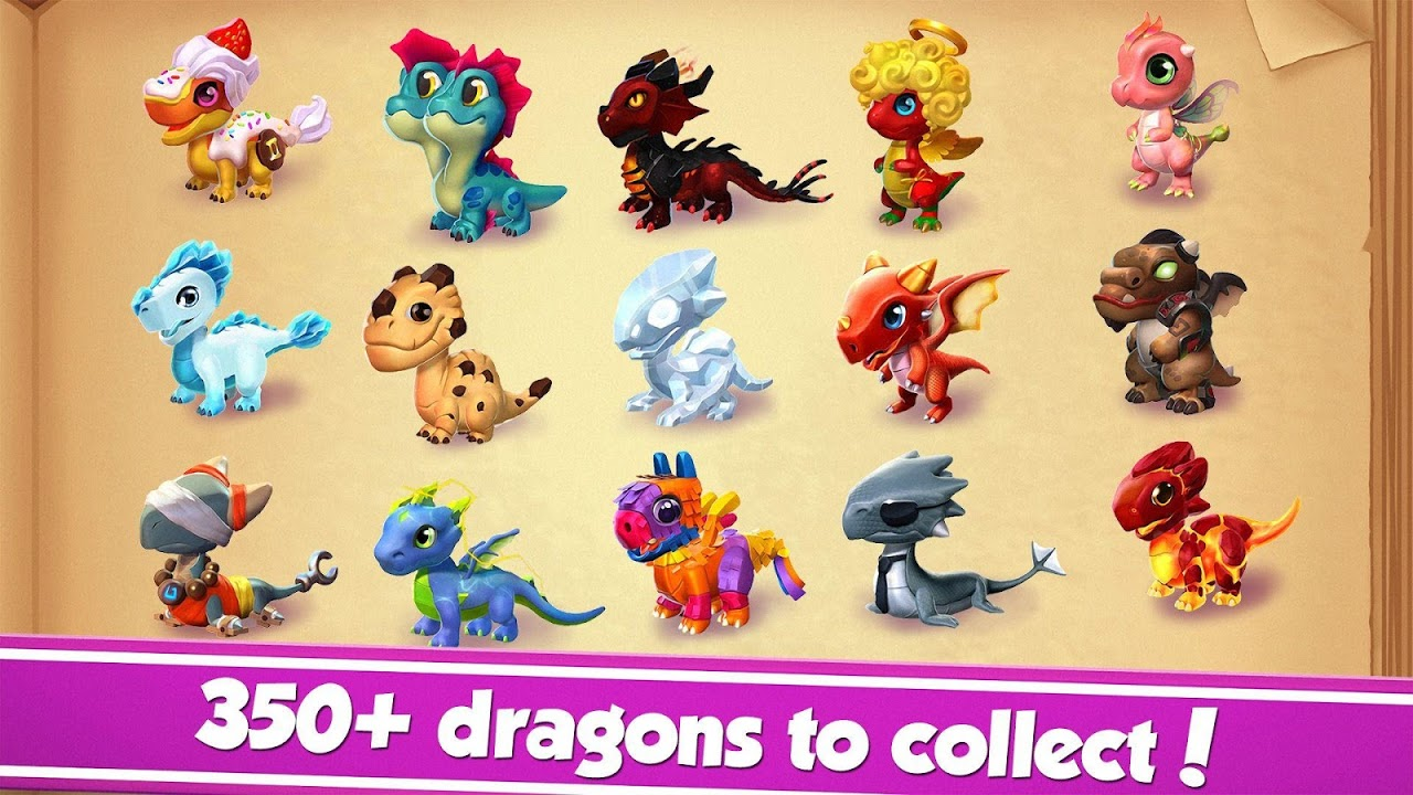 Android Dragon Mania Legends Screen 7