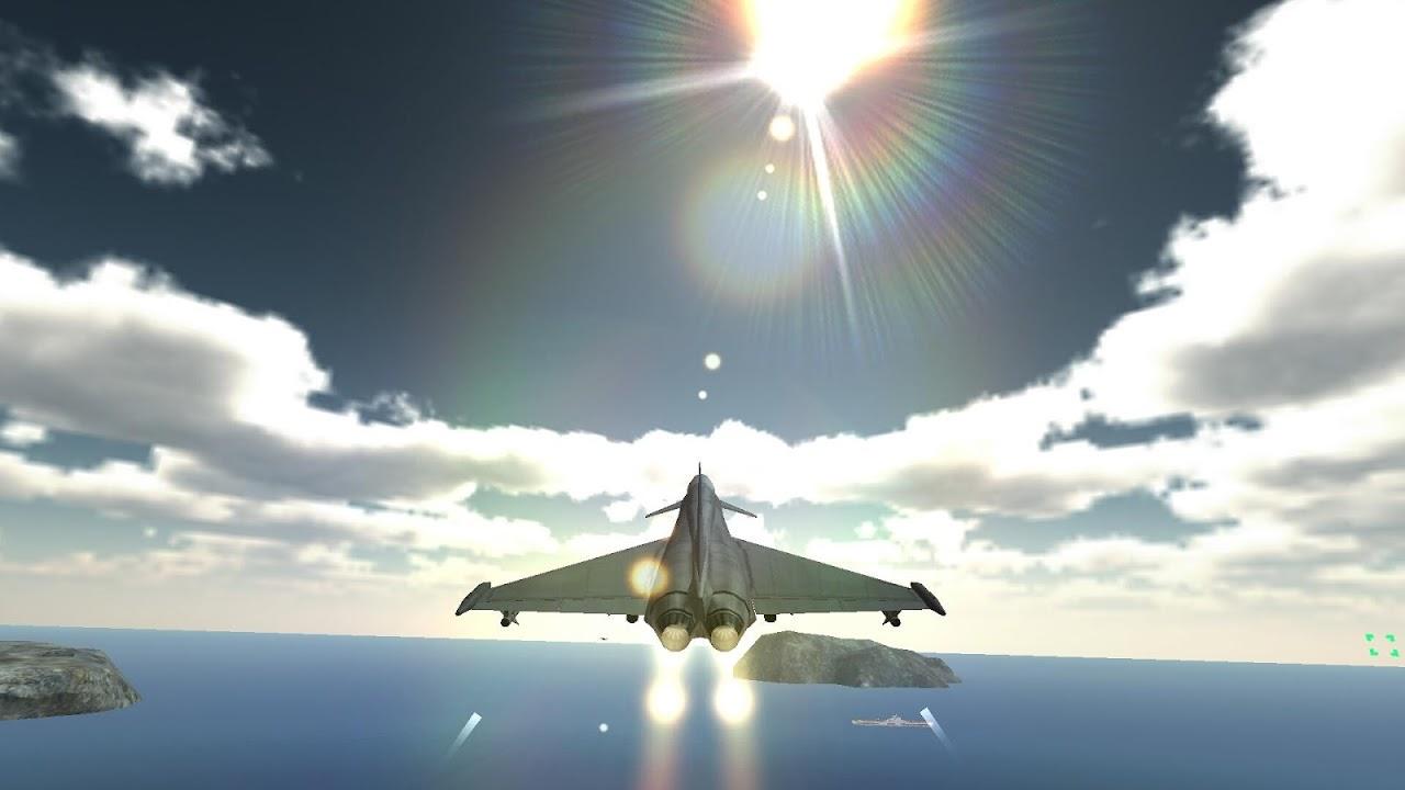 F18 Airplane Pilot Simulator 1.0 Screen 6