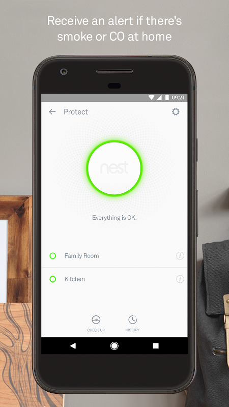 Nest 5.24.0.6 Screen 2