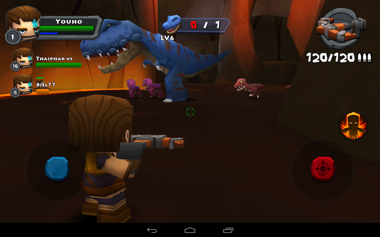 Android Call of Mini™ Dino Hunter Screen 5