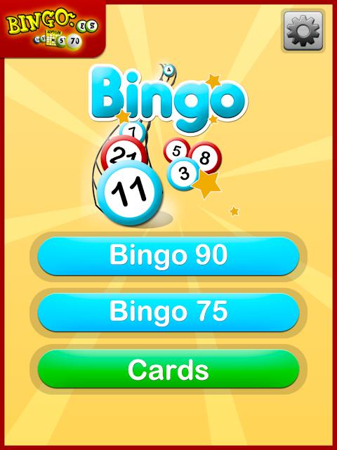 Bingo at Home 3.3.0 Screen 6