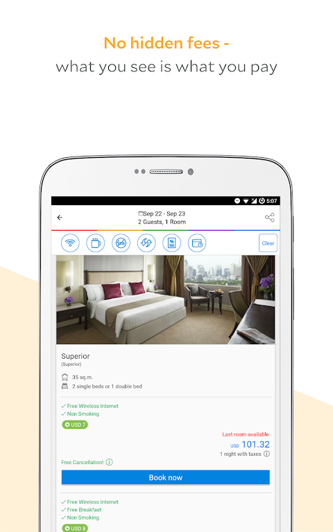 Android Agoda – Hotel Booking Deals Screen 13