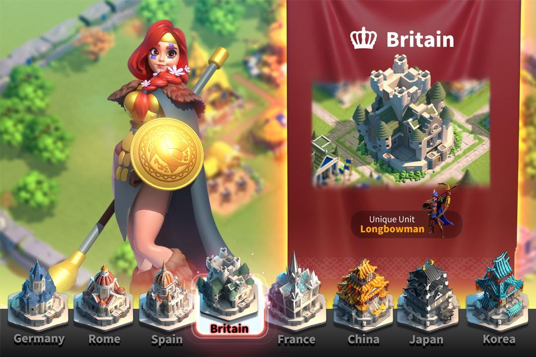 Rise of Civilizations 1.0.6.15 Screen 8