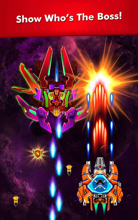 Galaxy Attack: Alien Shooter 5.57 Screen 8