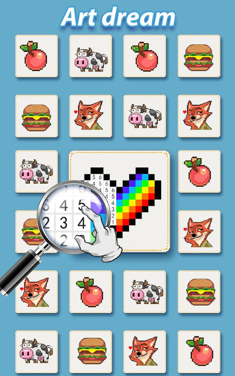 Android Coloring Creative - Color by Numbers & Pixel Art Screen 8