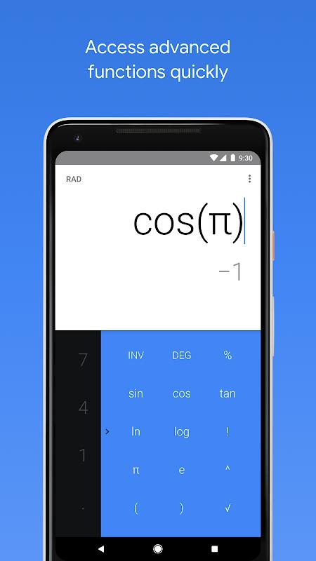 Calculator 7.3 (4410489) Screen 5