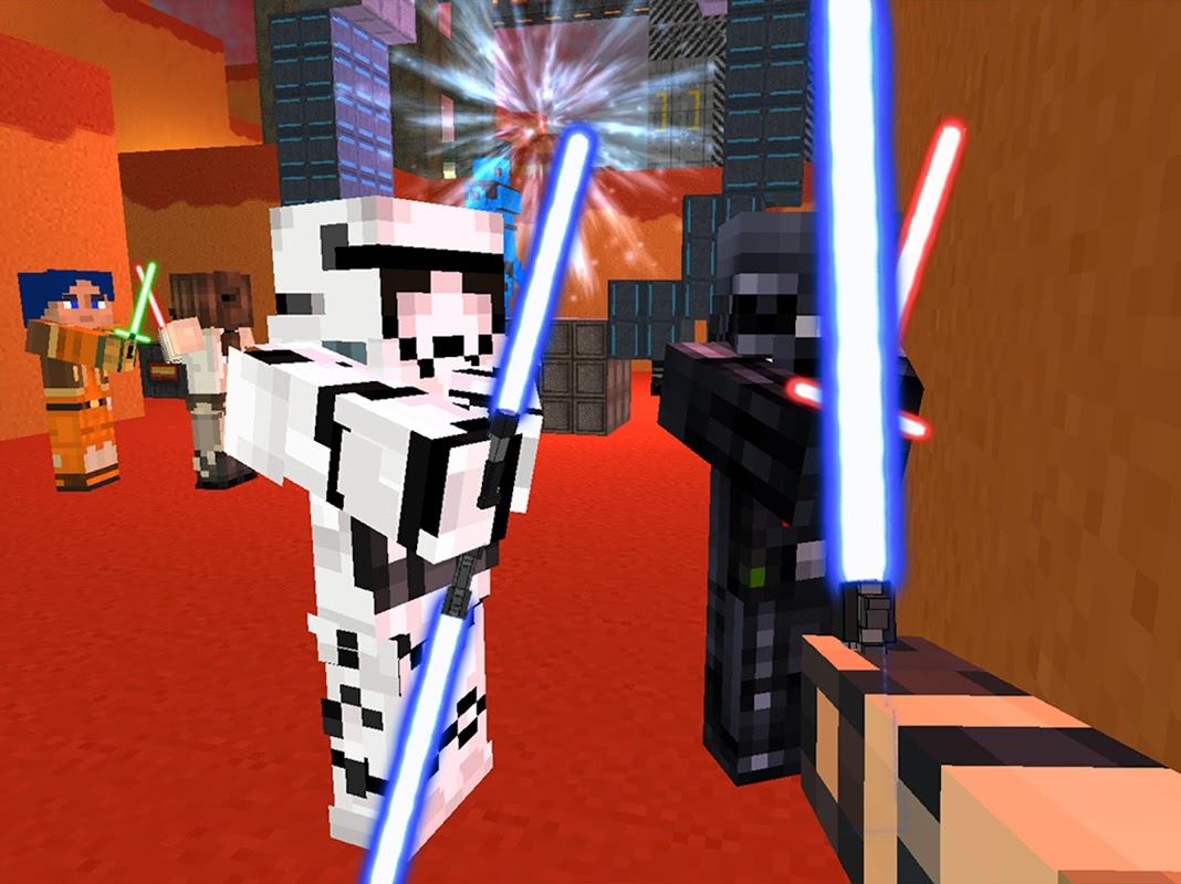 Android LightSaber Knight Wars Screen 6