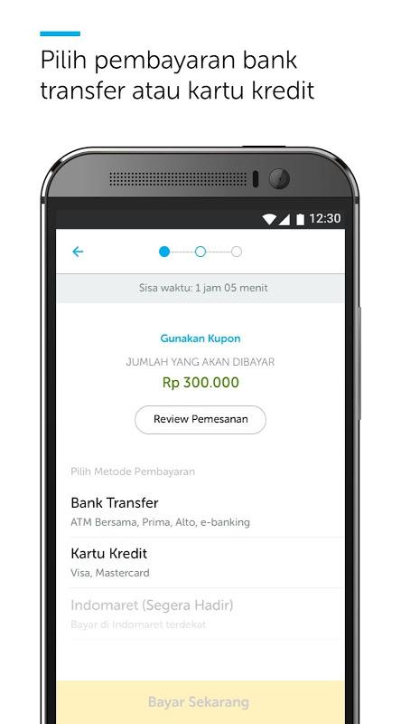 Android Airy Rooms - Kamar Hotel Murah Screen 1