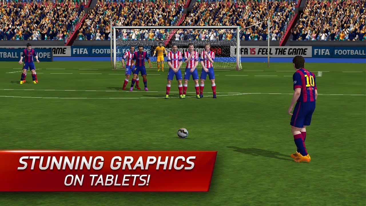 Android FIFA 15: UT Screen 4
