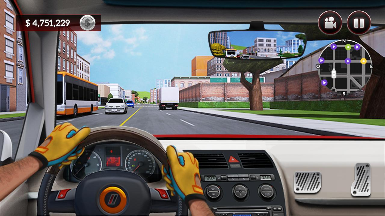 Android Drive for Speed: Simulator Screen 6