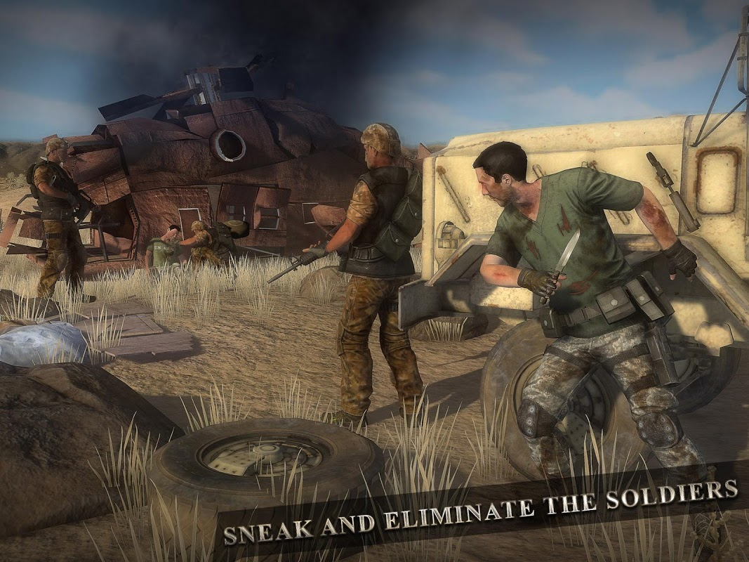Army War Survival Simulator 1.0 Screen 10