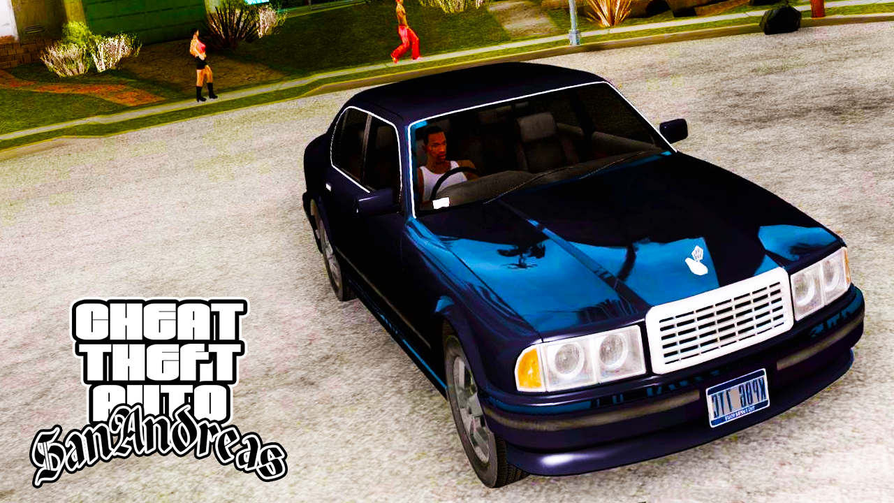 Android Cheat Code for GTA San Andreas Screen 1