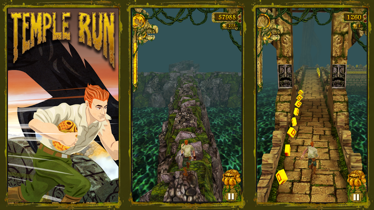 Android Temple Run Screen 6