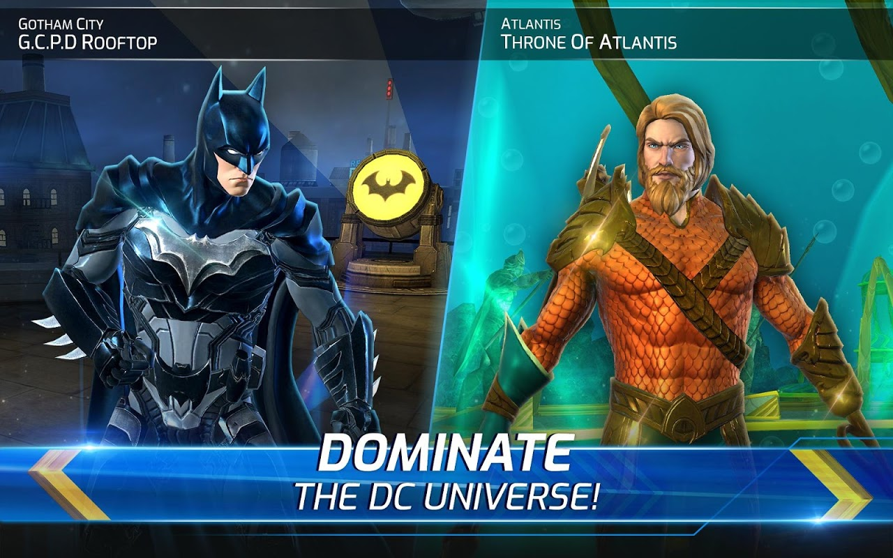 DC Legends: Battle for Justice 1.24.2 Screen 13