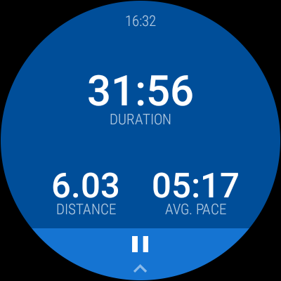 Android Runtastic PRO Running, Fitness Screen 27