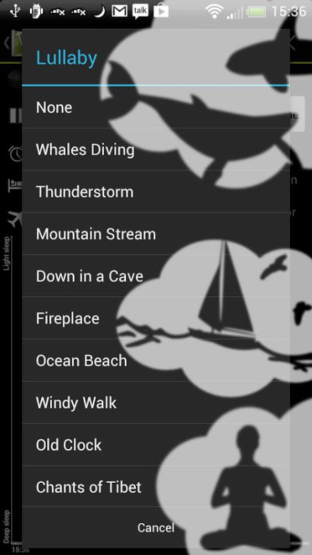 Sleep as Android 20130901-fullad Screen 10
