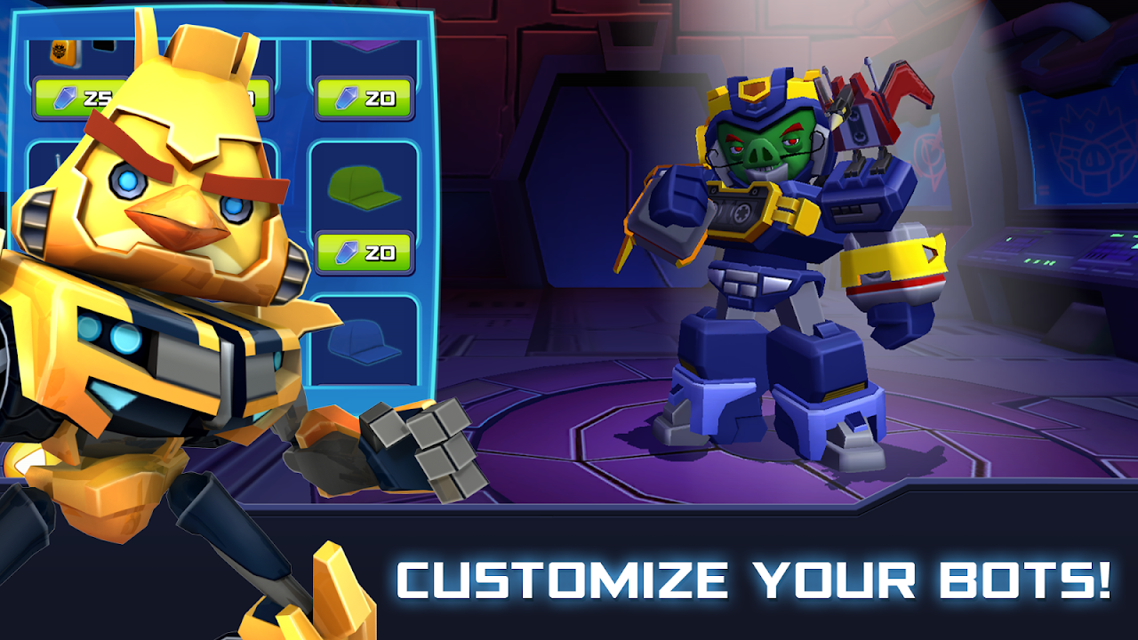 Angry Birds Transformers 1.35.8 Screen 7