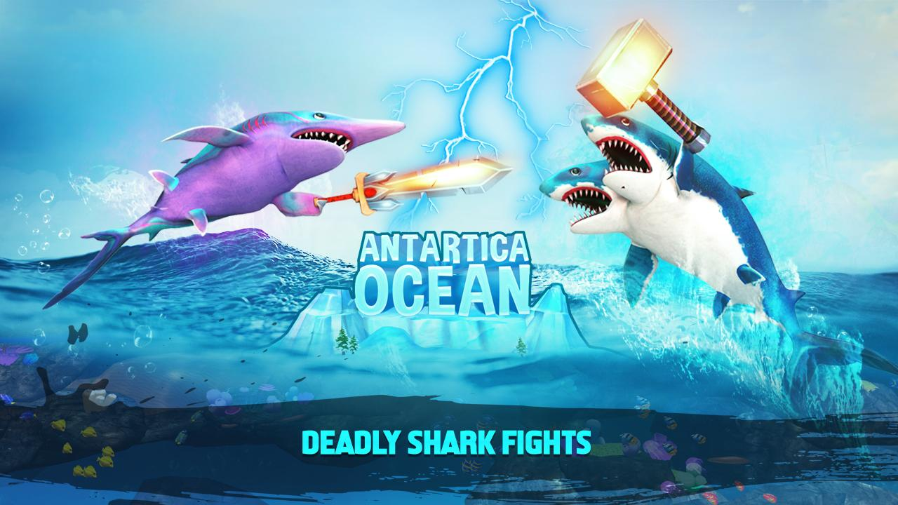 Double Head Shark Attack - Multiplayer 7.2c Screen 13
