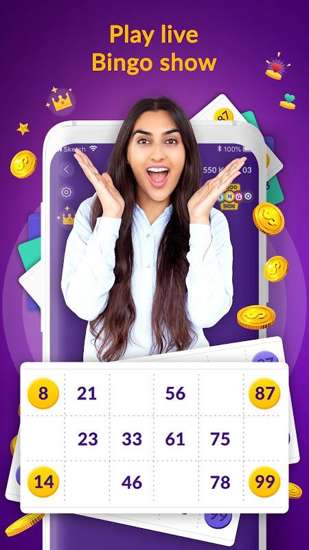 Android Swoo - Live Trivia and Bingo Screen 6